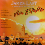 James Last Viva Espana 2014 (cd)