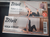 Banda yoga - marca Crivit - sigilata, Accesorii aerobic