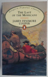The Last of the Mohicans – James Fenimore Cooper