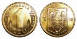 ROMANIA 1 LEU 1996 UNC NECIRCULATA