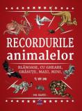 Recordurile animalelor