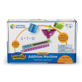 Joc magnetic Distractie matematica Learning Resources, 25 piese, 4 - 10 ani