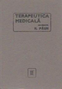 Terapeutica medicala, Volumul al II-lea foto