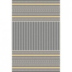 Covor Merinos Kilim 80122 95-Grey 160x230, densitate covor 2.9 KG/m², grosime covor 13 mm, Numar noduri pe m² 290017