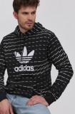 Cumpara ieftin Adidas Originals - Hanorac de bumbac