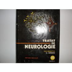 Tratat De Neurologie Vol.iii Partea I - Constantin Arseni ,551854
