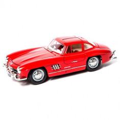 Masinuta de Colectie Bijoux Mercedes-Benz 300 SL, Scara 1:24