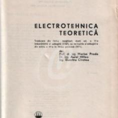 Electrotehnica teoretica
