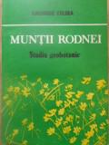 MUNTII RODNEI STUDIU GEOBOTANIC-GHEORGHE COLDEA