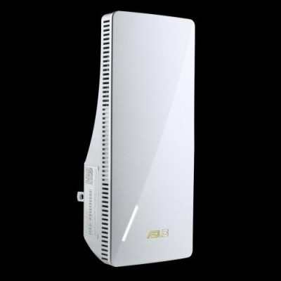 Asus rp-ax56 ax1800 dual band wifi 6 (802.11ax) range extender / aimesh extender network standard: foto