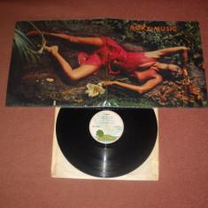 ROXY MUSIC : Stranded (al 3-lea Roxy)(1973)(vinil original,Made In UK, stare VG)