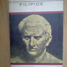 n5 Filipice - Marcus Tullius Cicero