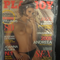 PLAYBOY nr 73 noiembrie 2005