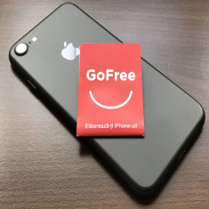 Cartela decodare sim iPhone, cip Gofree, decodeaza SE, SE2, 6s, 7, 8, X, Xs