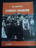 Din Amintirile Elencutei Vacarescu - Elena Vacarescu ,547967