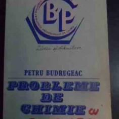 Probleme De Chimie - Petru Budrugeac ,540744