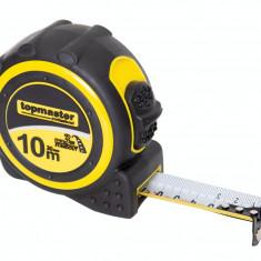 Ruleta 10 m x 30 mm Topmaster Profesional