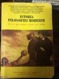 Istoria filosofiei moderne de la Renastere pana la Kant, C. NOICA..., anastatica