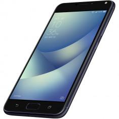 Telefon ASUS ZenFone 4 Max ZC554KL, Dual SIM, 32GB +128 gb , 5000Mah, Negru, 128GB, Neblocat