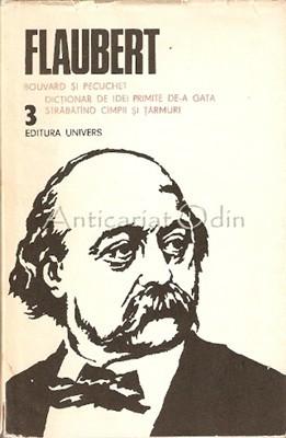 Bouvard Si Pecuchet, Dictionar De Idei Primite De-a Gata - Gustave Flaubert foto