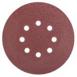 Cumpara ieftin Disc Abraziv Prindere Arici cu 8 Gauri F 1044 / D[mm]: 180; G[#]: 60; Cod: 675946, Evotools