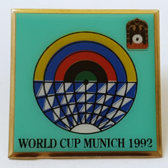 Medalia Campionatul Mondial de TIR - Germania Munchen 1992 - medalie superba