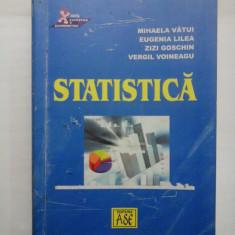 STATISTICA - MIHAELA VATUI * EUGENIA LILEA * VIRGIL VOINEAGU * ZIZI GOSCHIN