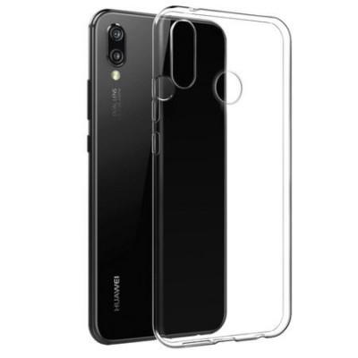 Husa HUAWEI Y7 2019 - Ultra Slim (Transparent) foto