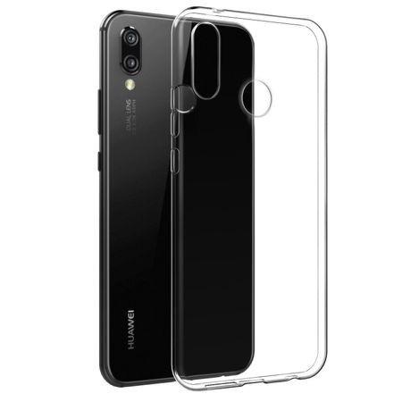 Husa HUAWEI Y7 2019 - Ultra Slim (Transparent)