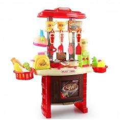 Mini bucatarie de jucarie pentru fetite ZD5881A