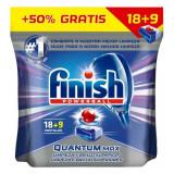 Tablete pentru Mașina de Spălat Vase Finish Quantum Regular (27 Unități)