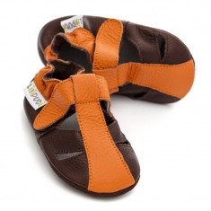 Sandale cu talpa moale Liliputi Mars