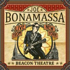 Joe Bonamassa Beacon Theatre:Live From New York (2cd)