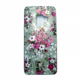 Cumpara ieftin Husa Samsung Galaxy S9 Model Flower Bouquet, Antisoc, Viceversa