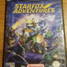 GAMECUBE Starfox adventures / Joc original by WADDER