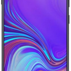 Telefon Mobil Samsung Galaxy A9 2018, Procesor Octa-Core 2.2GHz / 1.8GHz, Super Amoled Capacitive touchscreen 6.3inch, 6GB RAM, 128GB Flash, 4 Camere, Negru, Neblocat, Smartphone