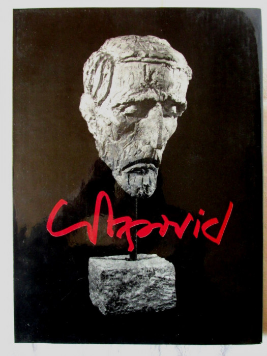 """CONSTANTIN POPOVICI"", Text Dan Grigorescu, 1990. Album nou"