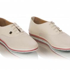 Pantofi dama Caspian Cas-3060-BEJ