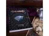 Agenda / Jurnal cu coperti in relief si incuietoare Game of Thrones - Winter is...