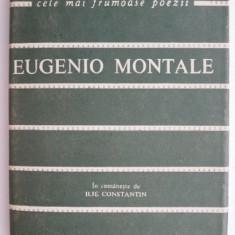 Versuri – Eugenio Montale