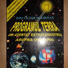 Programul Terra 468pagini/an 2000- Toni Victor Moldovan