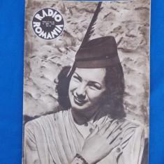 REVISTA RADIO ROMANIA , NR. 88 / 1942