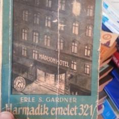 Harmadik emelet 321 – Erle S. Gardner