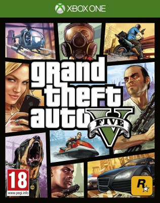 Grand Theft Auto V XBOX One foto