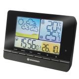 Statie meteo Bresser, termometru, higrometru, alarma, alimentator inclus