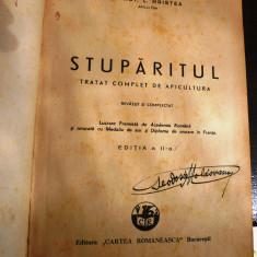 Stuparitul Tratat complet de apicultura , Ed II, 1943,