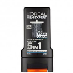 Gel de dus LOreal Men Expert Total Clean, 300 ml