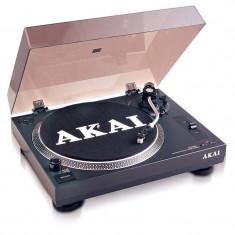 Pick-up Akai TTA05USB Black
