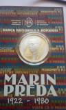 Cumpara ieftin BNR, 10 lei 2012 , argint, proof Marin Preda