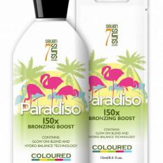 Crema de bronzare, 7 Suns, Paradiso 150X, 250ml